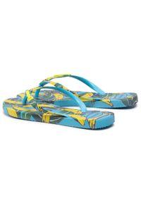 Havaianas - Japonki HAVAIANAS - Slim Summer 41445340031 Blue. Kolor: niebieski. Sezon: lato