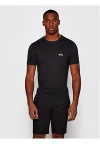 Czarny t-shirt BOSS