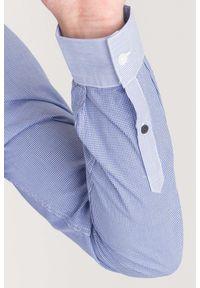 Koszula Armani Exchange na spotkanie biznesowe, na lato