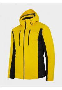 outhorn - Kurtka narciarska męska. Materiał: mesh, poliester. Sezon: zima. Sport: narciarstwo