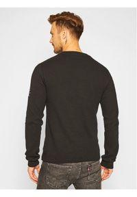 Calvin Klein Jeans Sweter J30J316610 Czarny Regular Fit. Kolor: czarny