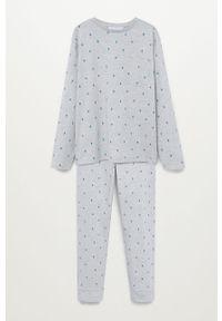 Szara piżama Mango Kids
