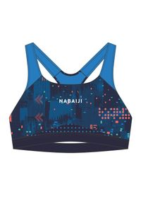NABAIJI - Góra Stroju Pływackiego Kamyleon Map Dla Dzieci. Materiał: materiał