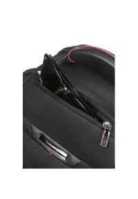 Samsonite - Plecak na laptopa SAMSONITE PRO-DLX 5 15.6 cali Czarny. Kolor: czarny. Styl: biznesowy
