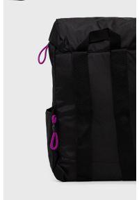 adidas Performance - Plecak. Kolor: czarny. Materiał: materiał