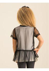 Czarna sukienka Primigi casualowa, na co dzień, prosta