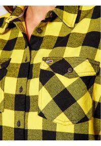Żółta koszula Tommy Jeans