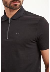 Koszulka polo Armani Exchange sportowa, polo
