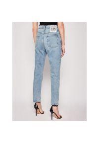 Niebieskie jeansy slim Armani Exchange