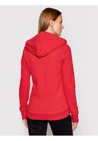 Superdry Bluza Collegiate W2011182A Czerwony Regular Fit. Kolor: czerwony #3