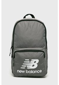 New Balance - Plecak. Kolor: szary
