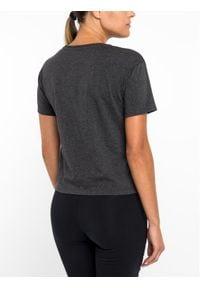 EA7 Emporio Armani T-Shirt 6GTT08 TJ29Z 3909 Szary Regular Fit. Kolor: szary