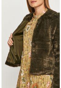 Zielona kurtka Jacqueline de Yong na co dzień, bez kaptura, casualowa #6