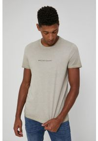 medicine - Medicine - T-shirt Ancient Desert. Kolor: beżowy. Materiał: bawełna, dzianina. Wzór: nadruk