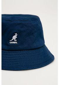 Kangol - Kapelusz. Kolor: niebieski