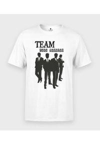 MegaKoszulki - Koszulka męska Team Pana Młodego. Materiał: bawełna. Styl: młodzieżowy