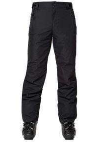 Rossignol - ROSSIGNOL Spodnie narciarskie męskie RAPIDE Black. Sport: narciarstwo