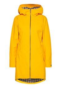 Żółta kurtka przejściowa Didriksons