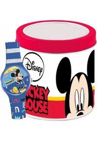 Pulio Zegarek analogowy w puszce Mickey. Rodzaj zegarka: analogowe