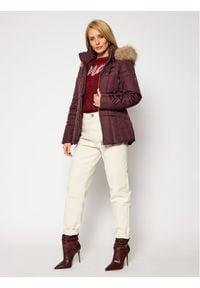 Czerwona kurtka zimowa Calvin Klein