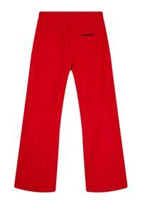 Czerwone spodnie sportowe Rossignol