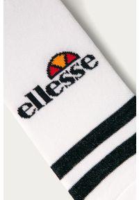 Białe skarpetki Ellesse z nadrukiem #2