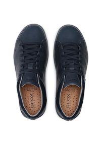Geox Sneakersy U Nebula Y A U948FA 00085 C4002 Granatowy. Kolor: niebieski