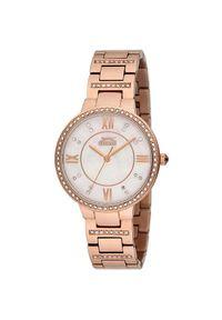 Biały zegarek Slazenger elegancki