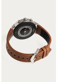 Złoty zegarek Fossil smartwatch