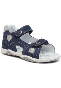 Niebieskie sandały Lasocki Kids