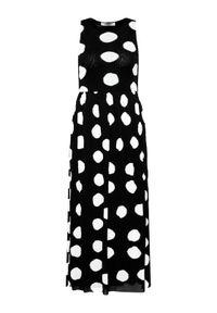 Czarna sukienka Marella casualowa, na co dzień, prosta