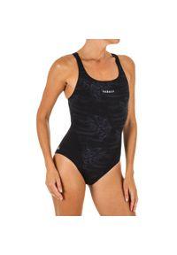NABAIJI - Strój jednoczęściowy pływacki Kamiye All Sea damski. Kolor: czarny. Materiał: poliamid, materiał, poliester. Długość: długie