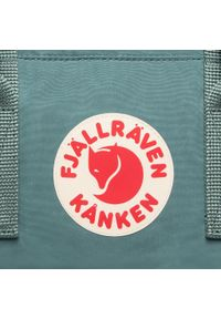 Niebieska torebka klasyczna Fjällräven na ramię