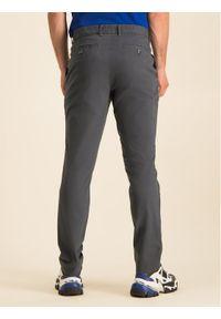 MICHAEL Michael Kors Spodnie materiałowe Basics CS93CKL3DR Szary Slim Fit. Kolor: szary. Materiał: materiał