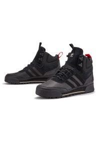Sneakersy Adidas z aplikacjami, z cholewką