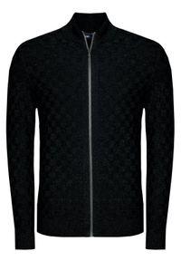 Czarny sweter klasyczny JOOP!