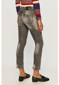 Szare jeansy Trussardi Jeans