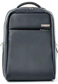 Czarny plecak na laptopa WinMax biznesowy