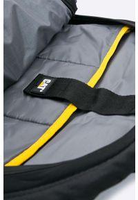 CATerpillar - Caterpillar - Plecak Brent. Kolor: czarny. Wzór: paski