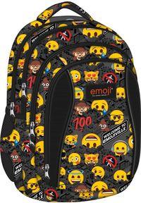 St. Majewski Plecak szkolny Emoji Yellow II