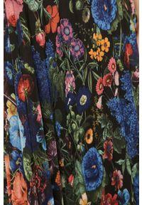 Spódnica medicine w kwiaty, casualowa, na co dzień