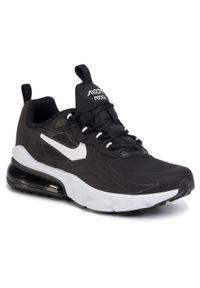 Czarne półbuty Nike eleganckie, z cholewką
