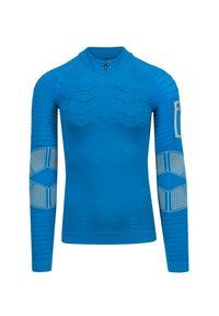 X-Bionic - Koszulka X-BIONIC EFFEKTOR 4.0 TRAIL RUNNING. Materiał: tkanina. Sport: bieganie