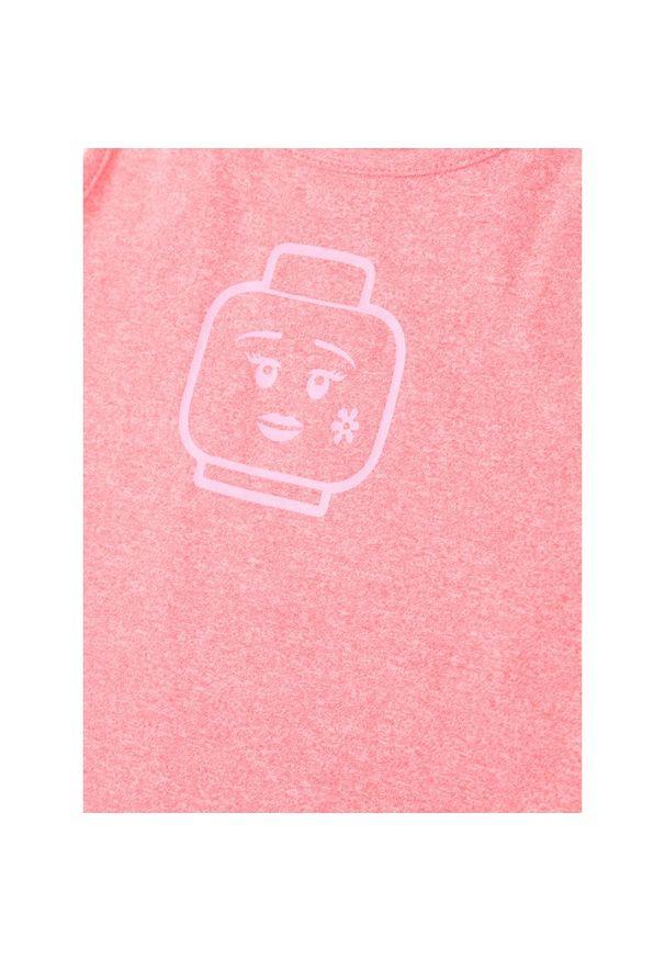 Różowy top LEGO Wear