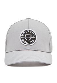 Szara czapka z daszkiem Brixton