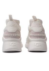 Białe buty sportowe Ugg
