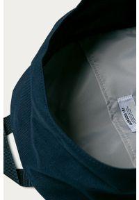 Niebieski plecak adidas Originals z nadrukiem