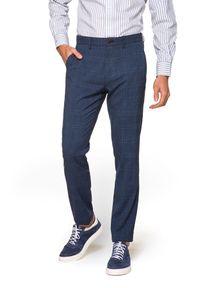 Niebieskie spodnie Lancerto sportowe