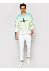Polo Ralph Lauren Bluza 710835736001 Żółty Regular Fit. Typ kołnierza: polo. Kolor: żółty