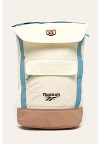 Kremowy plecak Reebok Classic